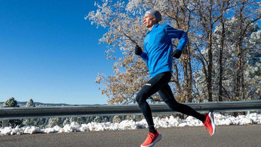 Jim Walmsley, tentative de record du 100km