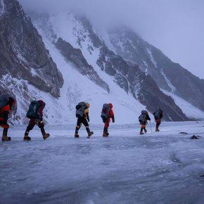 K2 Winter, Nims Dai