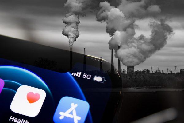 5G : Pollution numérique