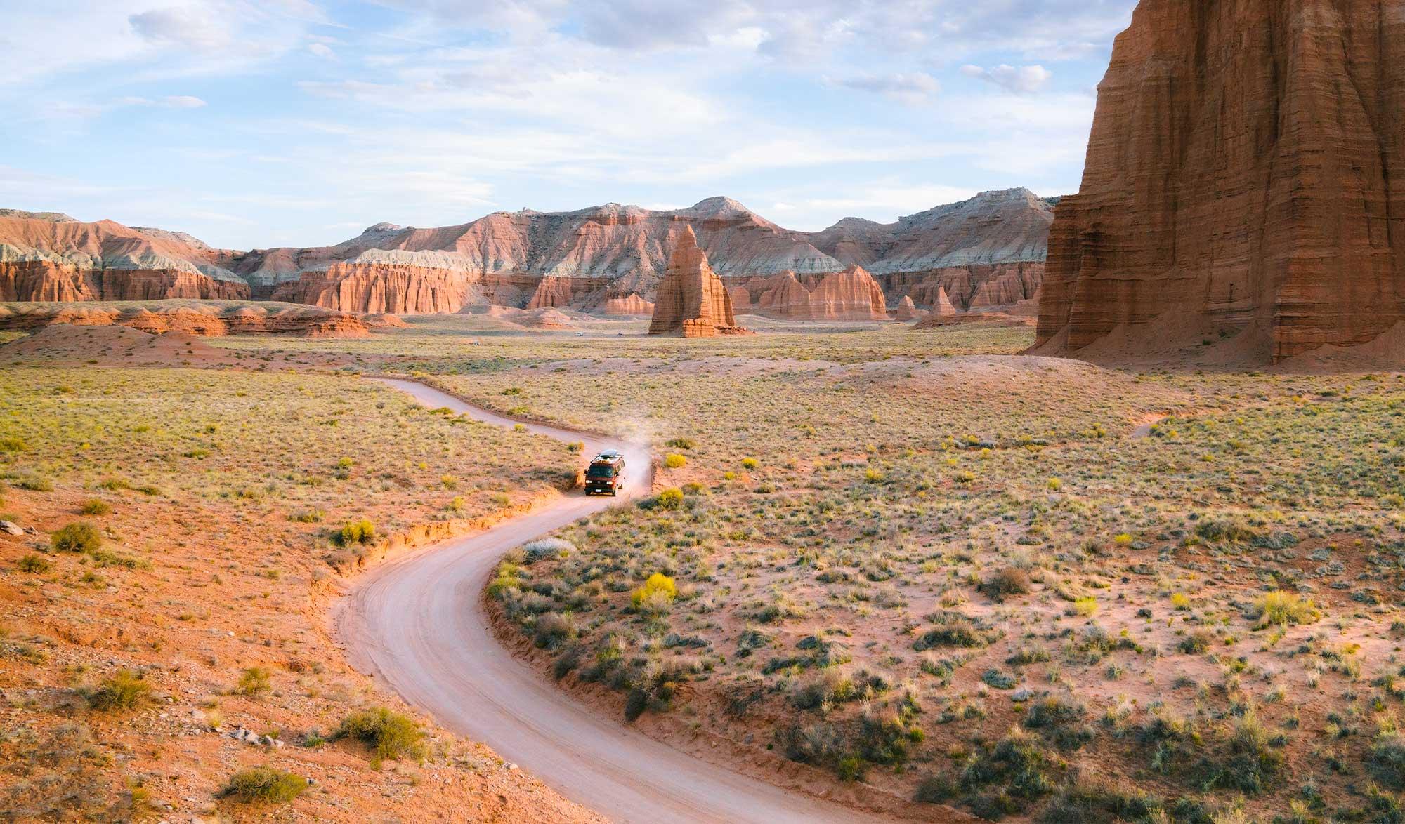 Road Trip dans les parcs Américains