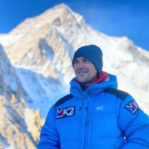 Sergi Mingote K2 janvier 2021