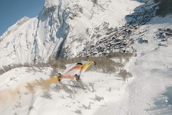 Soul Flyers, descente de Belgrade à Val d'Isère