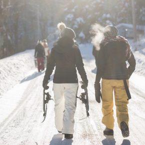 Les stations de ski de proximité prises d'assaut ce week-end
