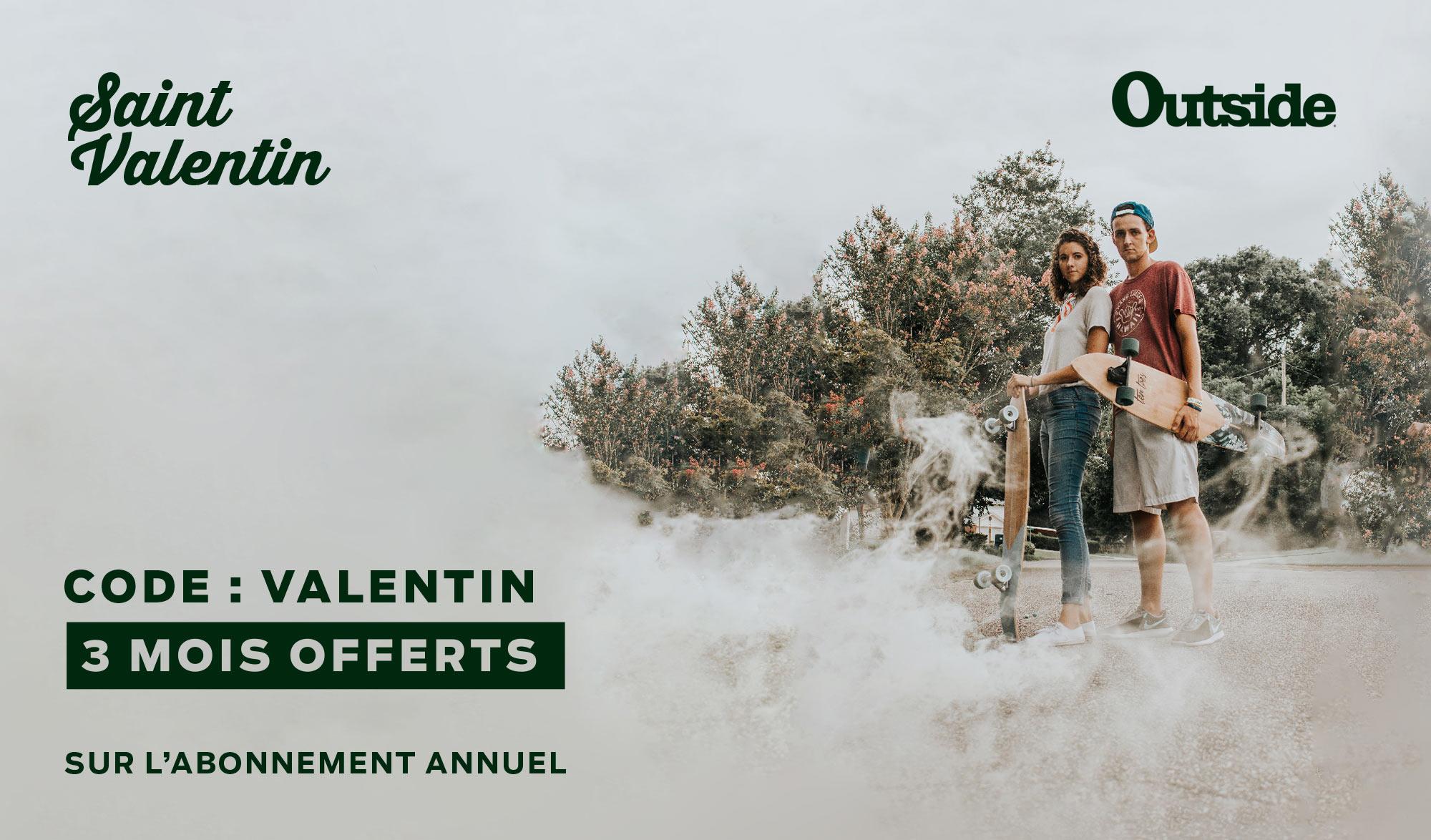 Outside : Offre Abonnement Saint-Valentin