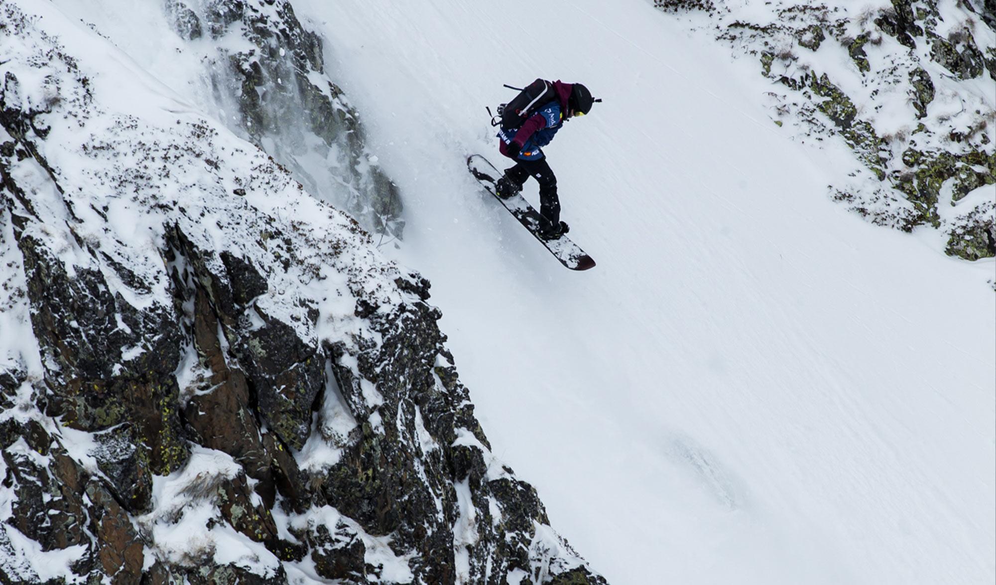 Live deuxième étape du Freeride world tour 2021 Andorre