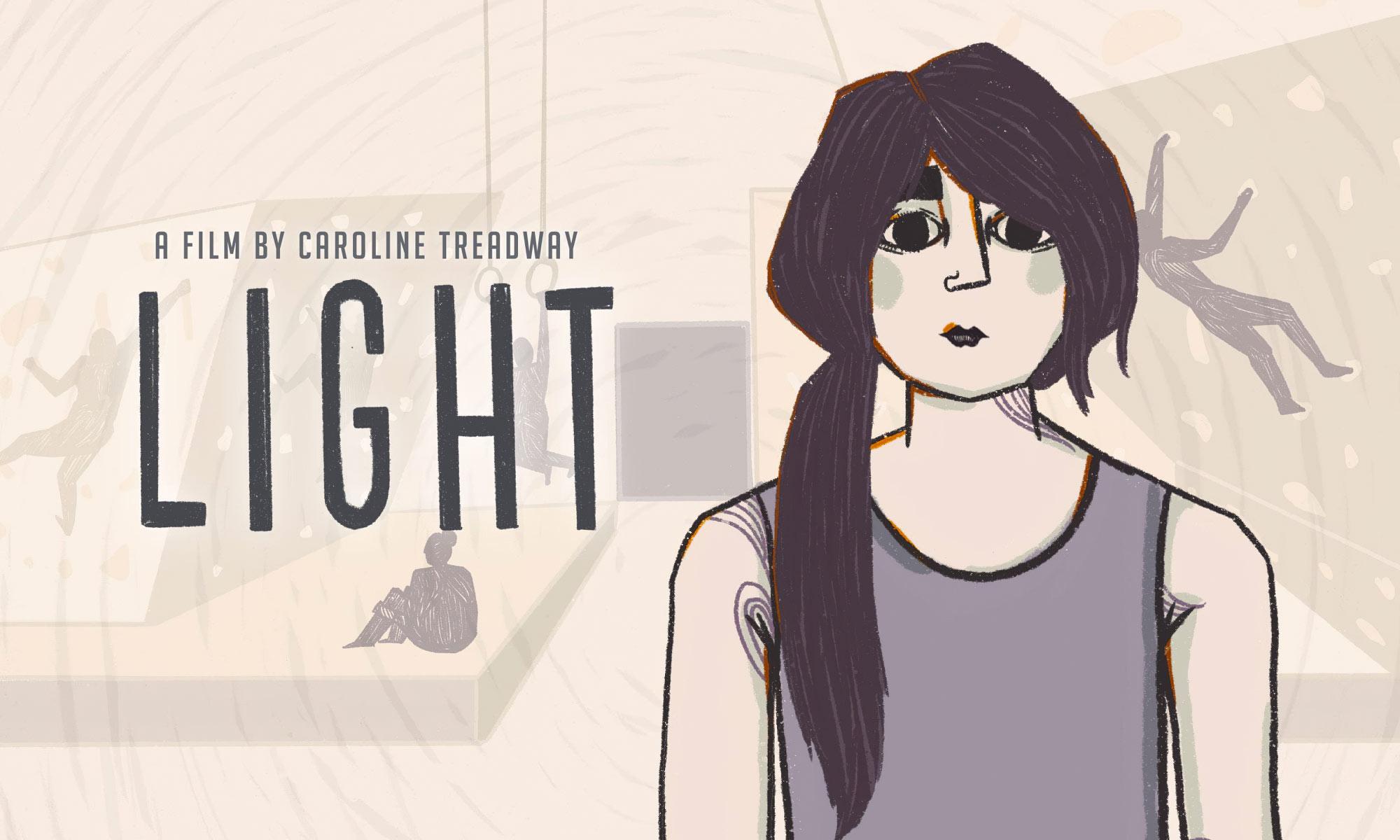 Light : Un documentaire sur les troubles de l'alimentation en escalade