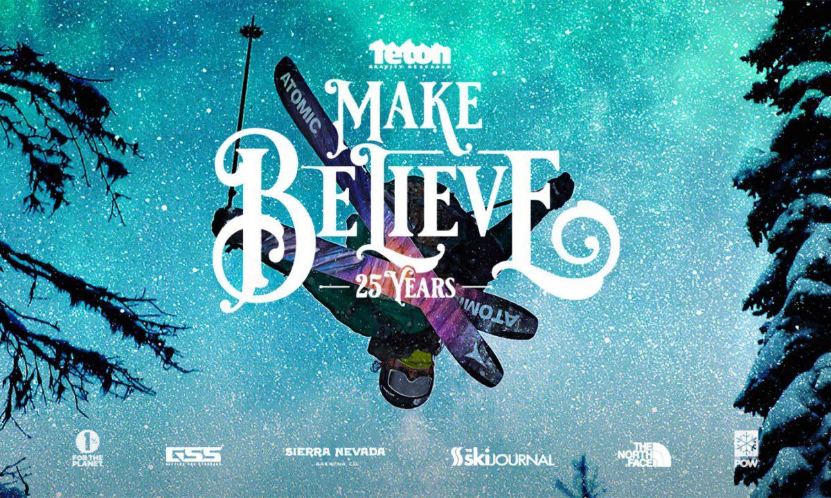 """Make Believe"", 25 ans au sommet du freeski"