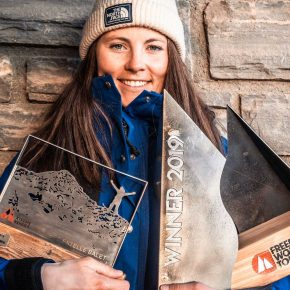 Marion Haerty, Freeride World Tour