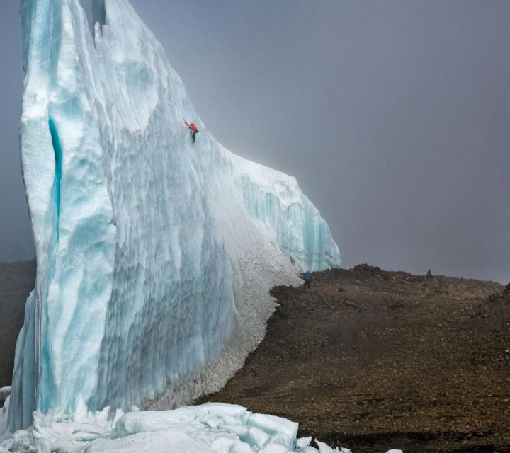 The last ascent, Le retour de Will Gadd au Kilimandjaro