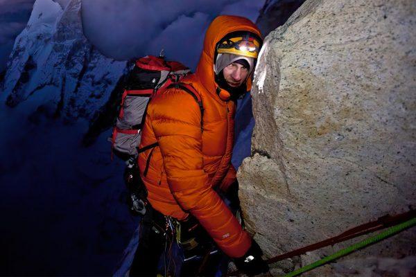 Renan Ozturk : ascension du mont Meru