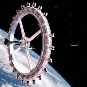Le premier hôtel spatial au monde devrait ouvrir en 2027