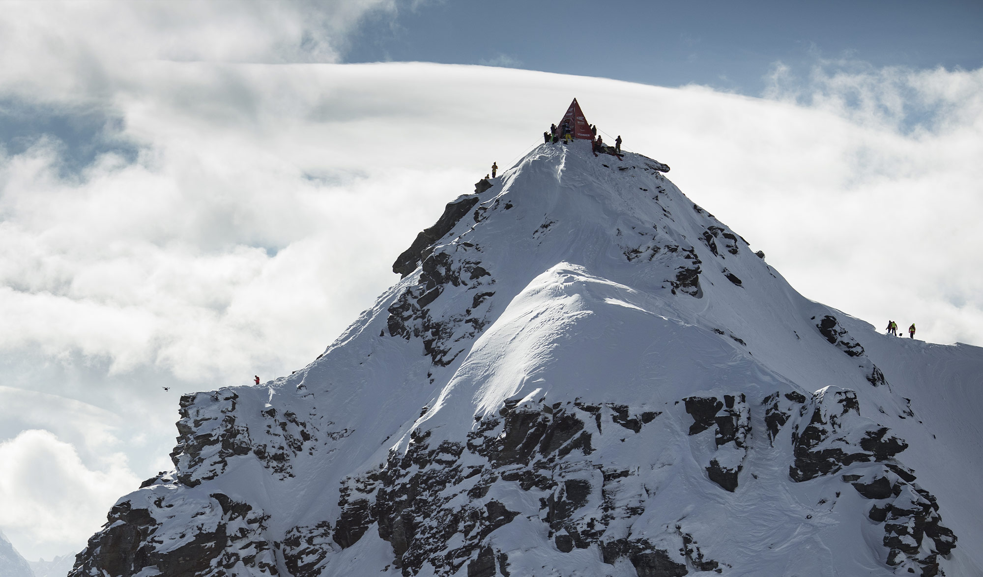 Freeride World Tour 2021 - Finale Verbier
