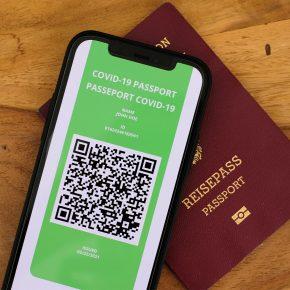 Passport vaccinale
