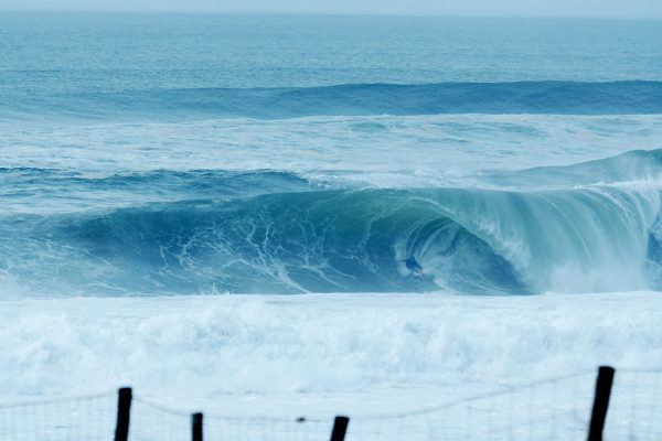 Pile ou face, an Atlantic Swell Story