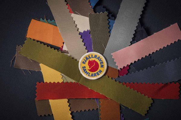 Collection Samlaren de Fjallraven conçu à partir de chute de tissu