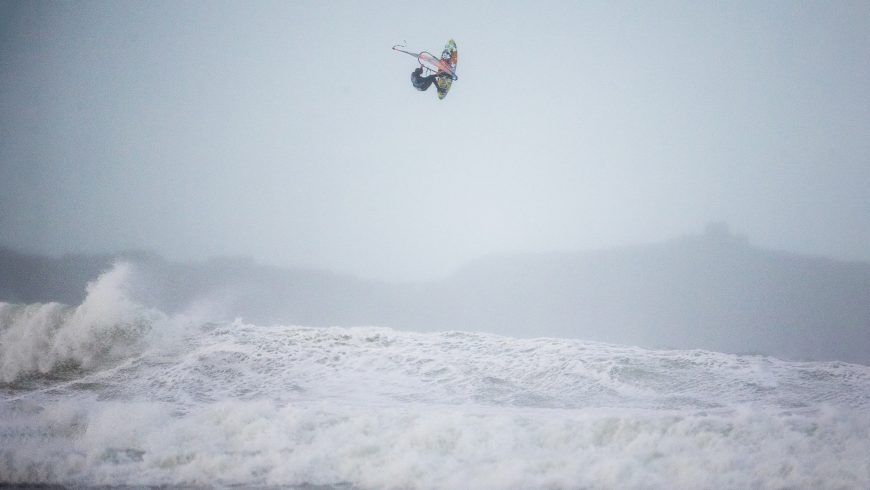 Windsurf : Thomas Traversa