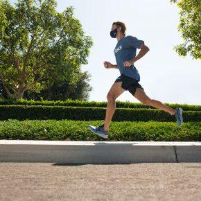 Étude : non, le port du masque pendant le sport n'est pas nocif pour la santé