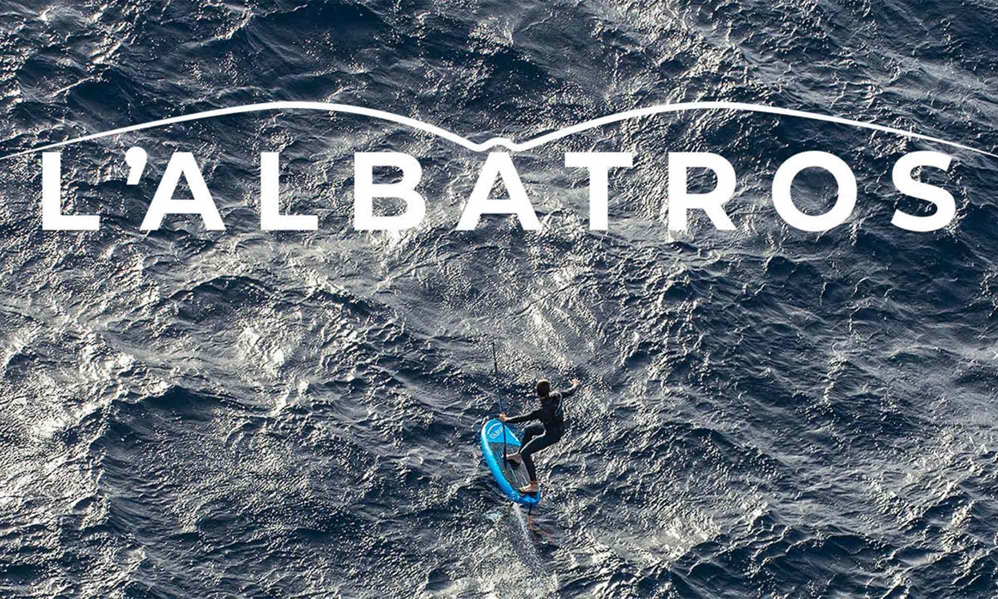 L'albatros, film waterman