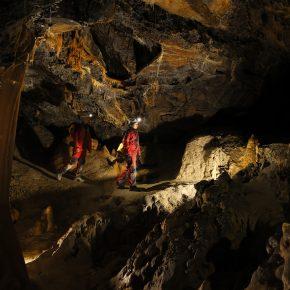 Deep Time : Exploration de la grotte de Lombrives
