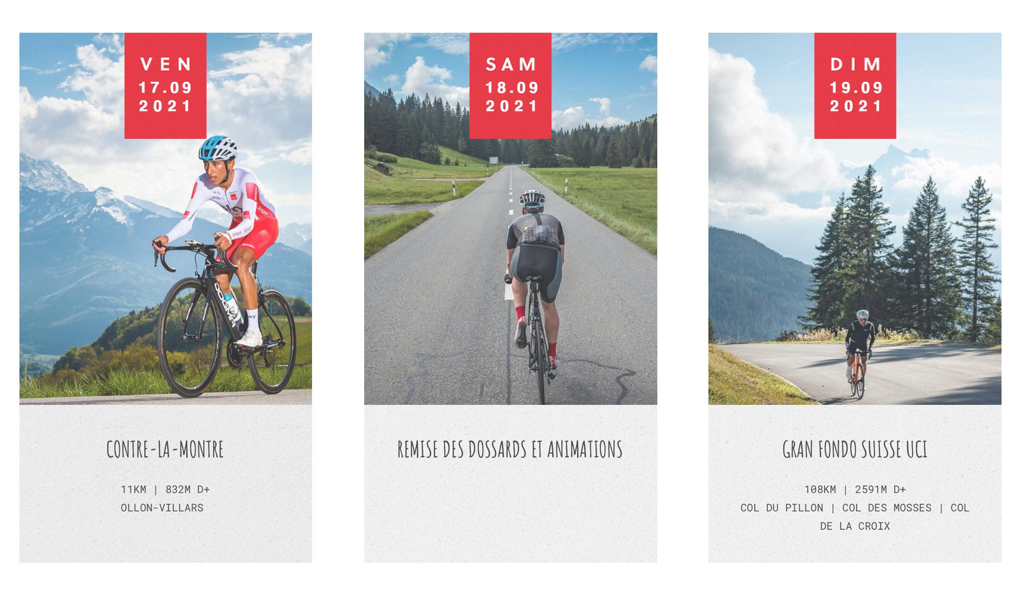 UCI Gran Fondo Suisse 2021