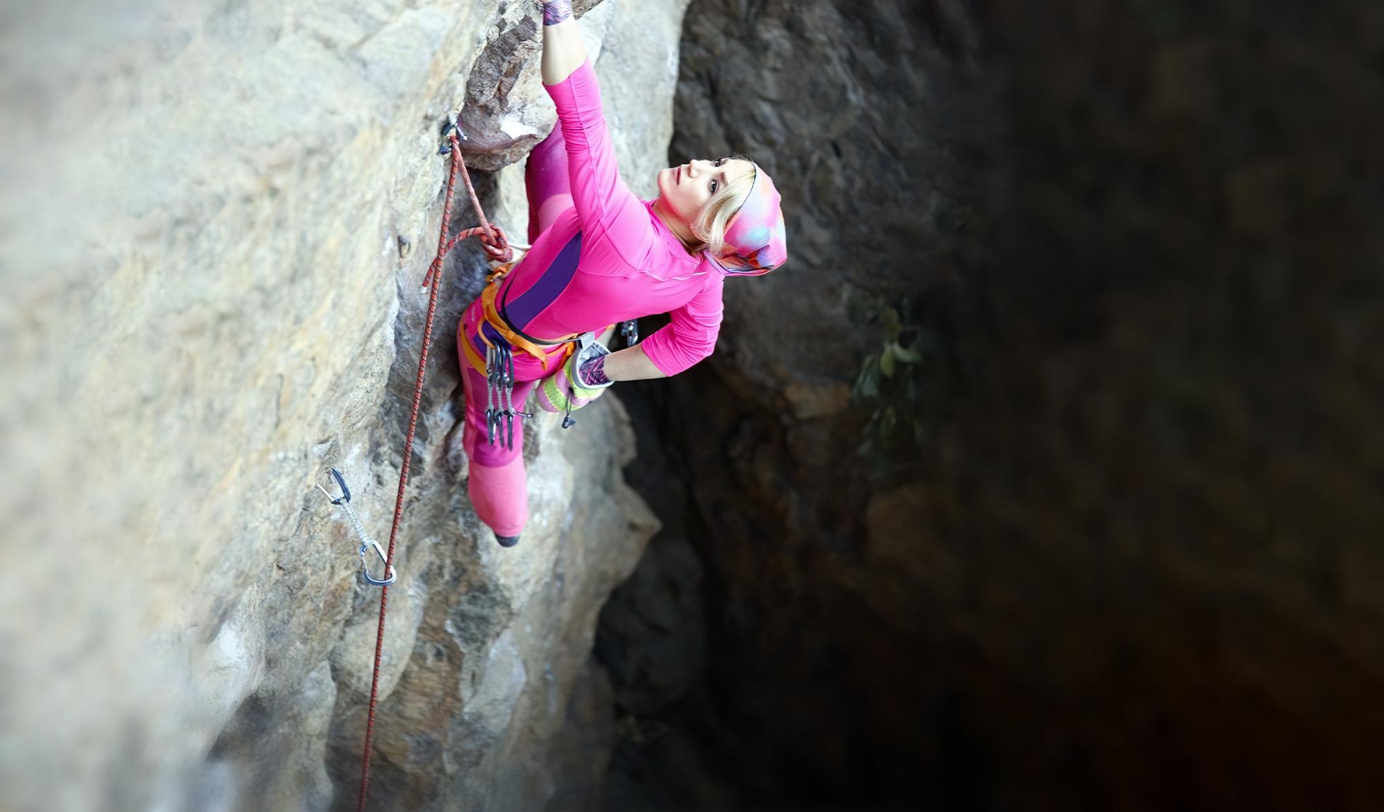 Les grimpeuses iraniennes, entre interdictions et émancipation