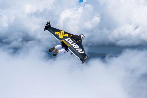 Jetman accident Vince Reffet