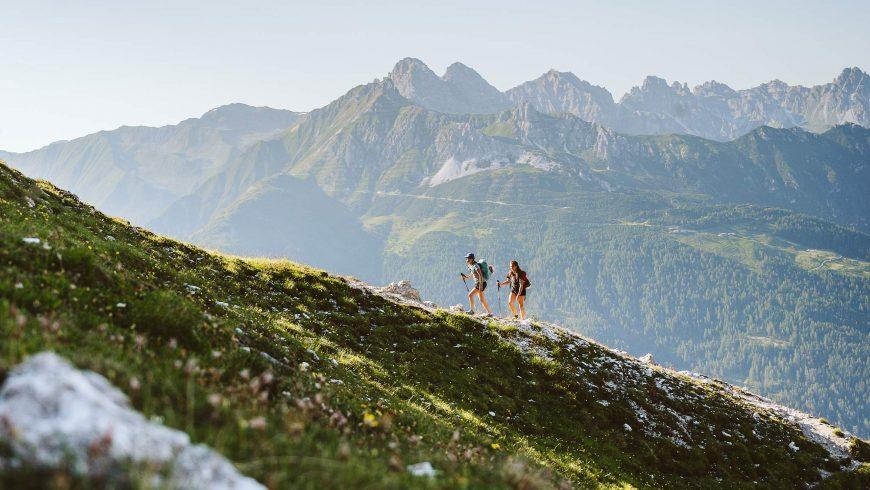 Plannifier sa randonnée avec l'application Komoot
