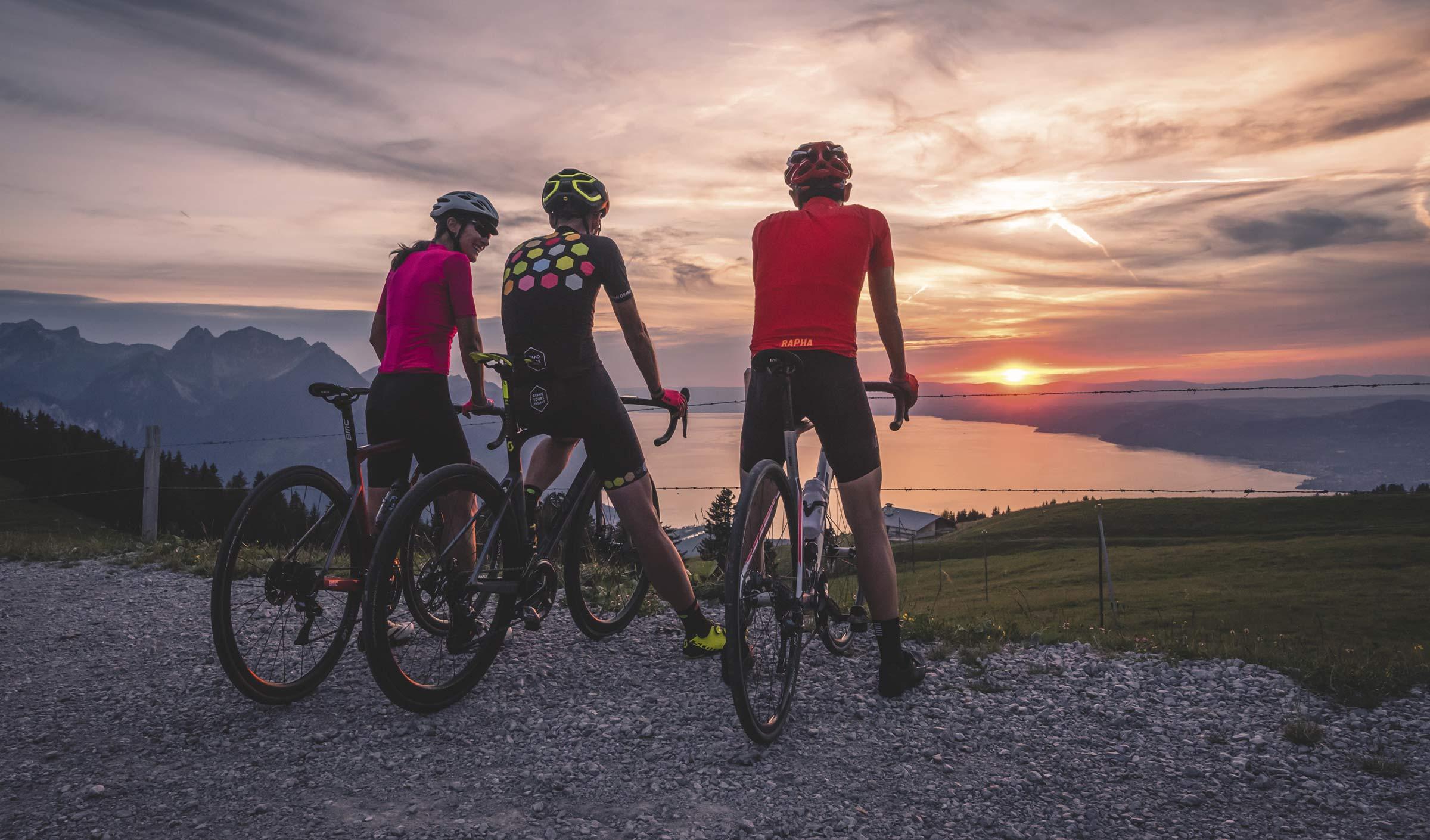 Cyclisme : cols des alpes vaudoise en Suisse