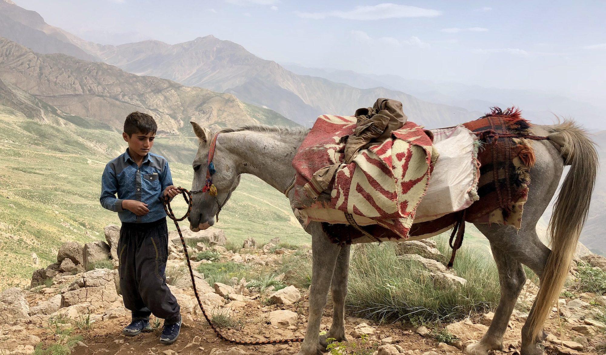 Nomades d'Iran l'instituteur des Monts Zagros