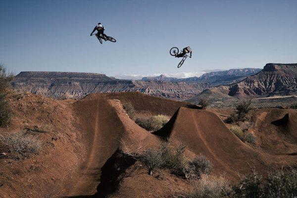 VTT : Tom Van Steenbergen et Ethan Nell de retour dans l'Utah, vertigineux !
