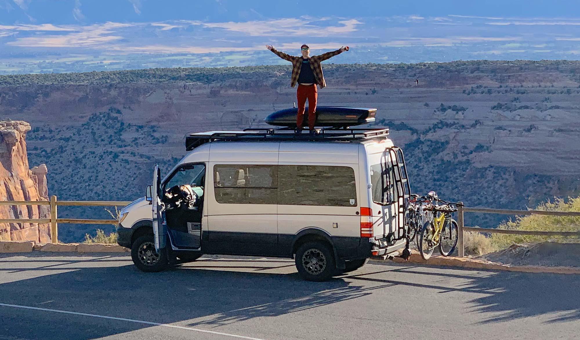 Van Life : les nouveaux hippies connectés d'Amérique