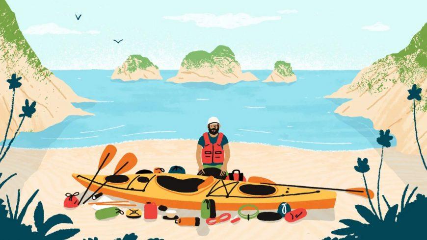 10 conseils pour réussir votre 1ère expédition en kayak