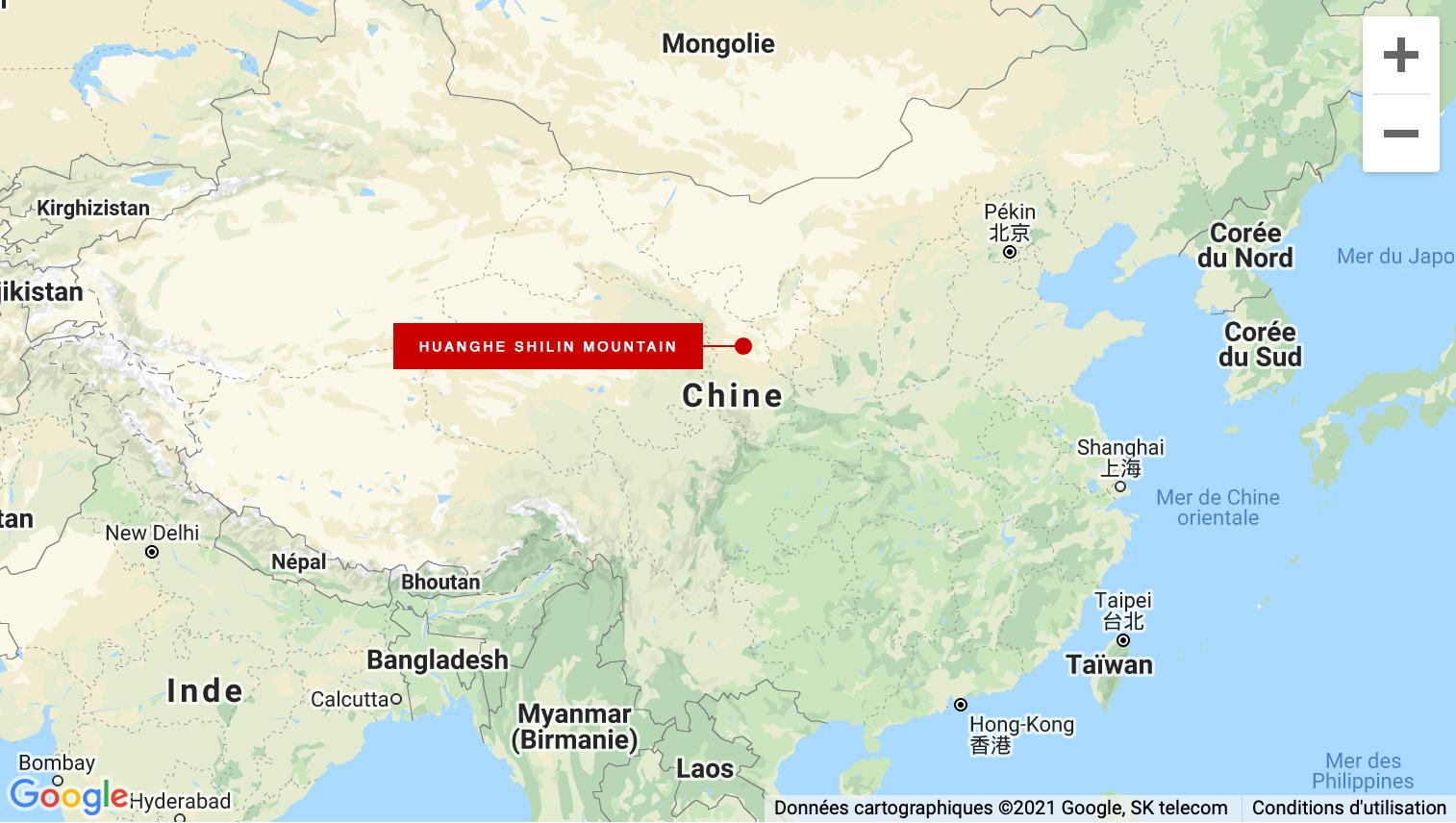 21 morts sur l'ultra trail Huanghe Shilin Mountain en Chine