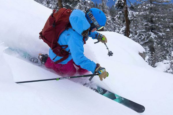 ski femme enceinte