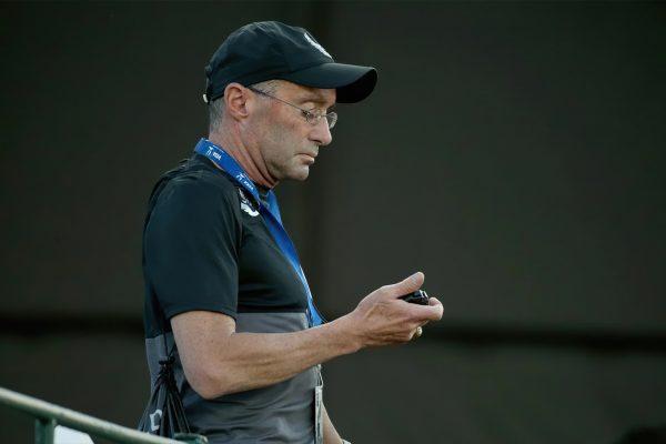 Alberto Salazar le coach de Nike