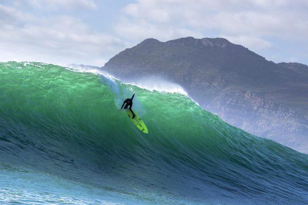 Before Dungeons, surf de gros en Afrique du Sud