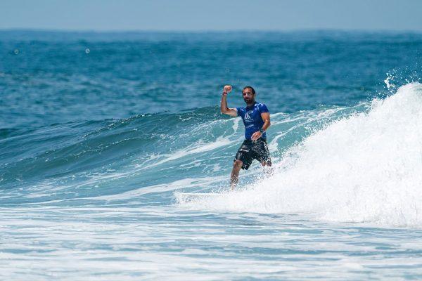 Joan Duru Champion du monde de surf 2021
