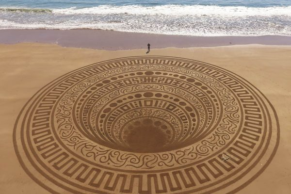 Jon Foreman Land Art