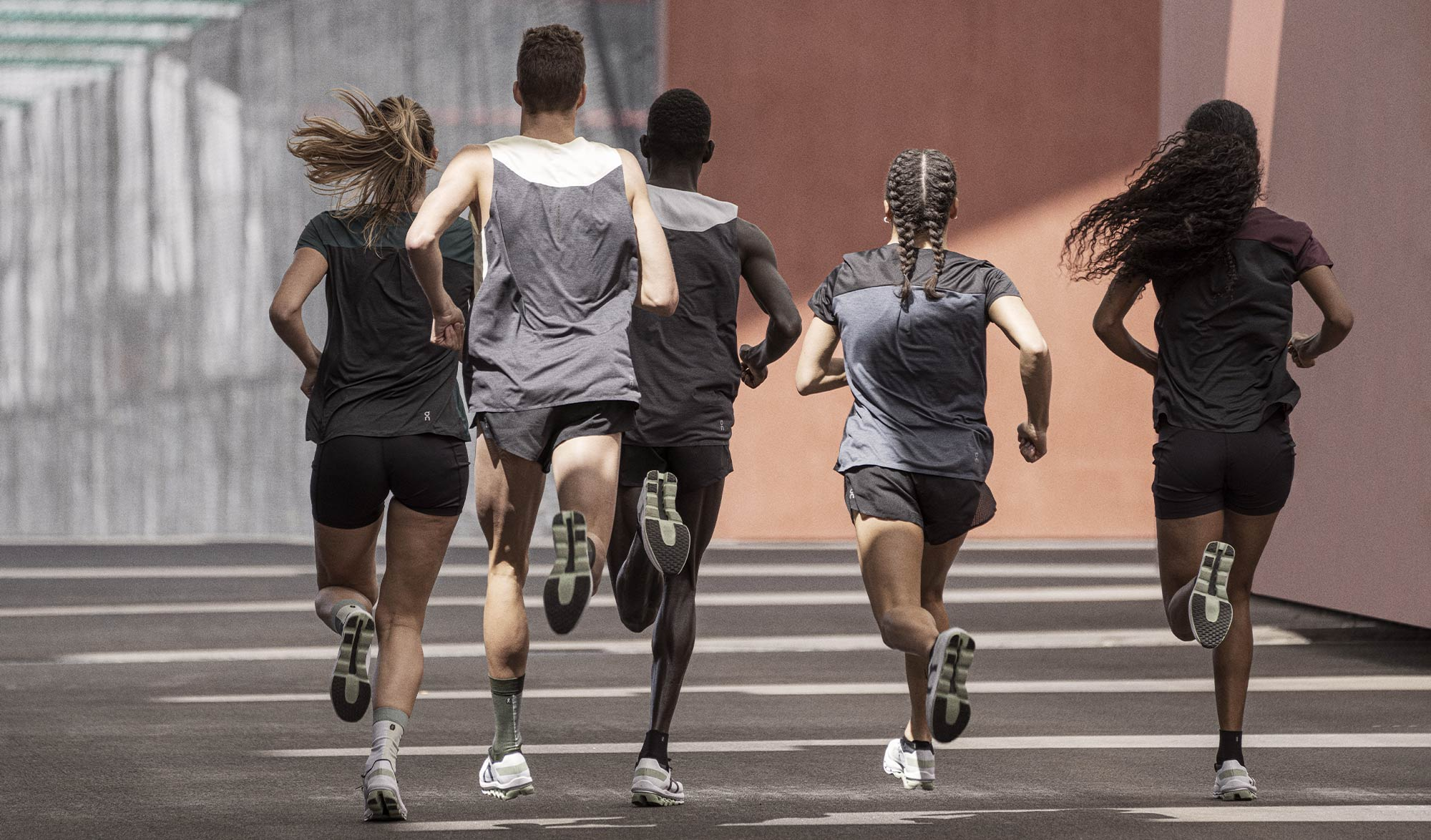 Running en groupe