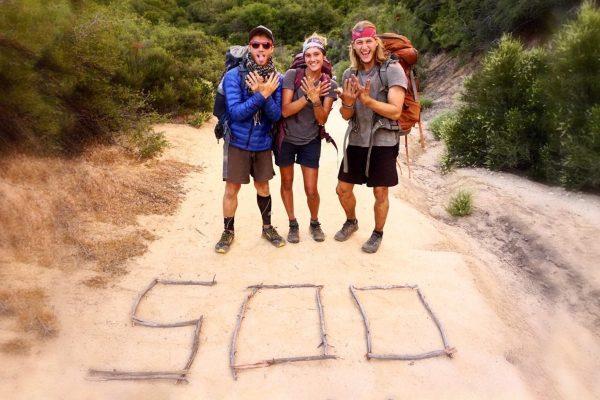 Pacific Crest Trail Chris Carter & friends