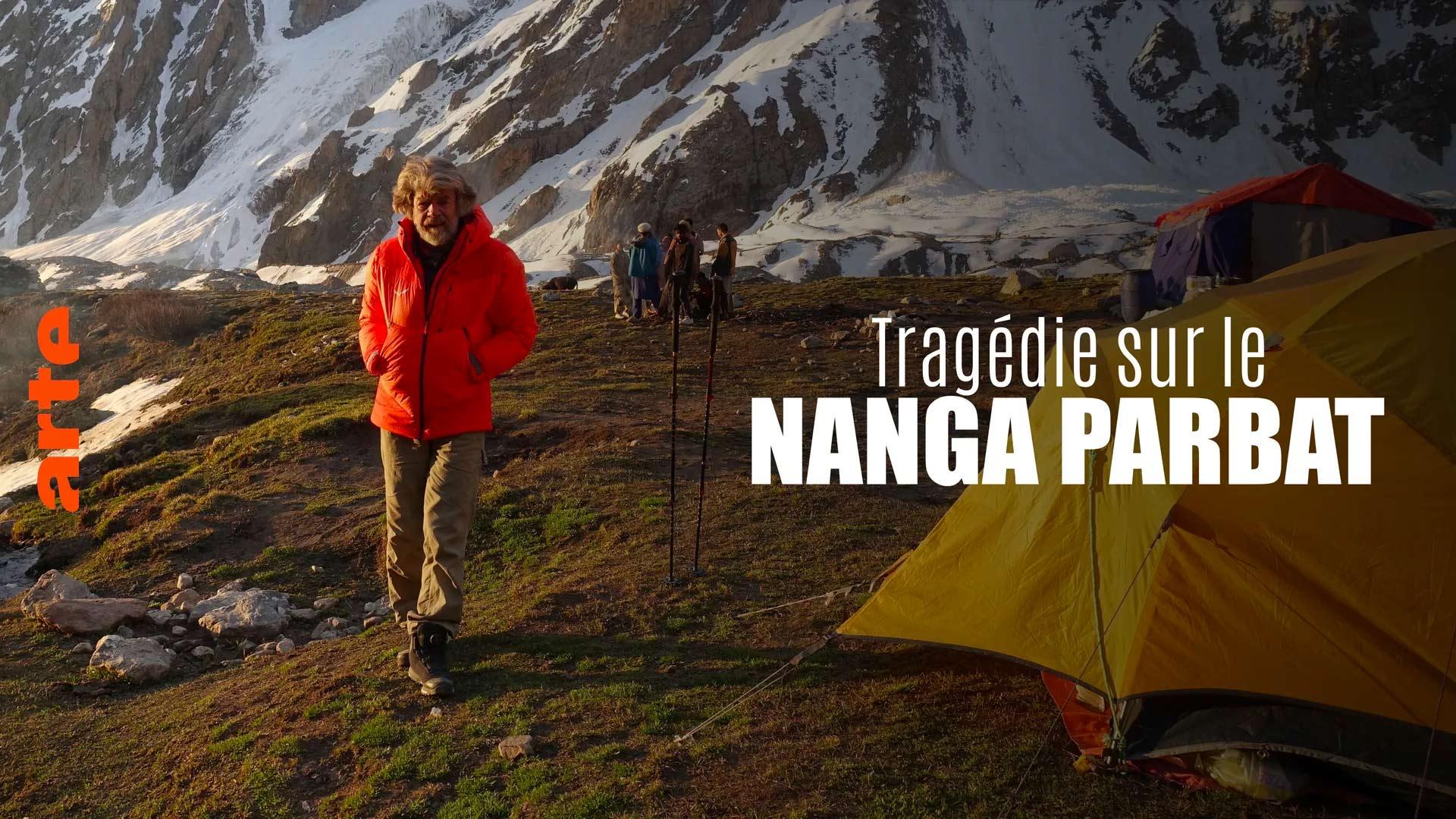 Arte : Tragédie sur le Nanga Parbat : le drame des frères Messner