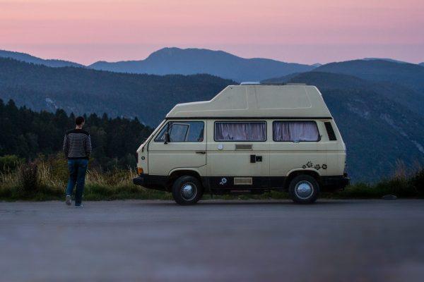 Vanlife et vie nomade