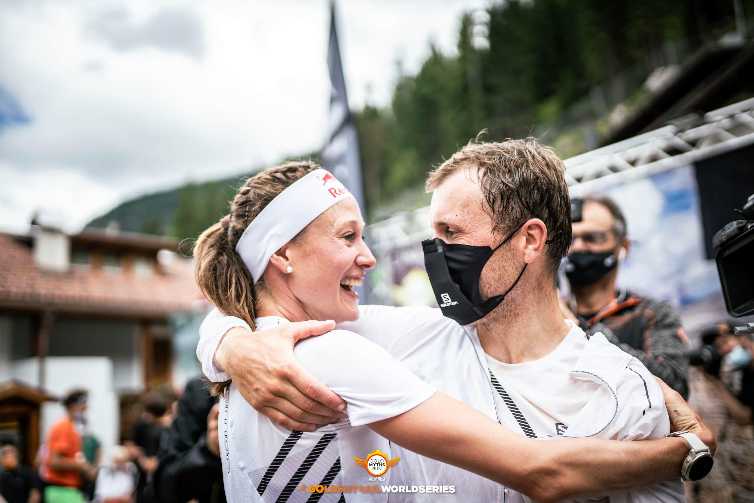 Stian Angermund et Judith Wyder remportent la 3e étape du GTWS