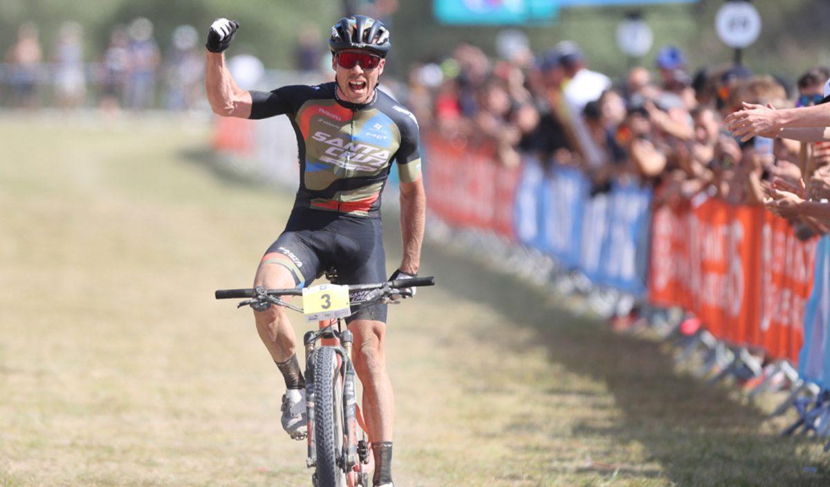 Maxime Marotte Champion de France XCO
