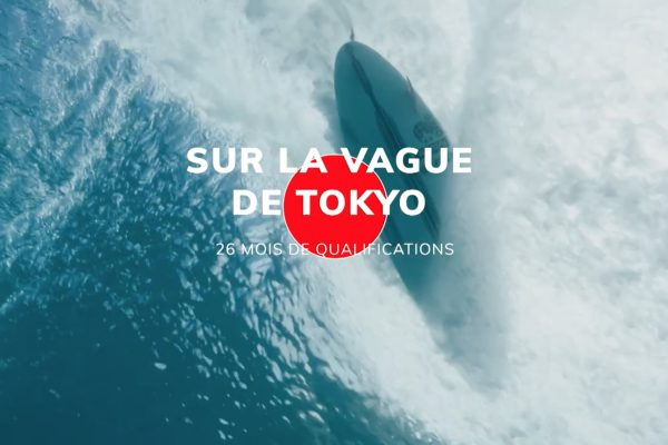 Sur la vague de Tokyo