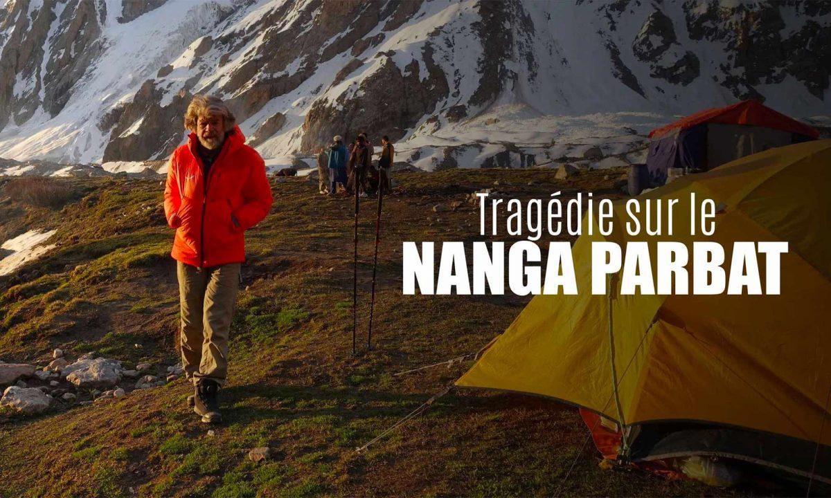 documentaire Reinhold Messner: Tragédie sur le Nanga Parbat