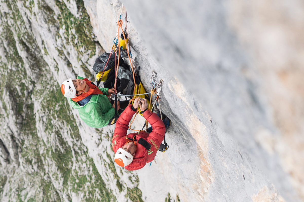 WOGÜ Behind the wall - Cédric Lachat et Nina Caprez