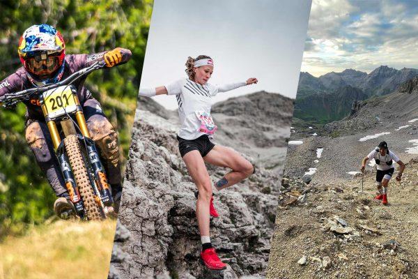 Myriam Nicole vtt / Judith Wyder Dolomyth run /François d'Haene Hardrock100