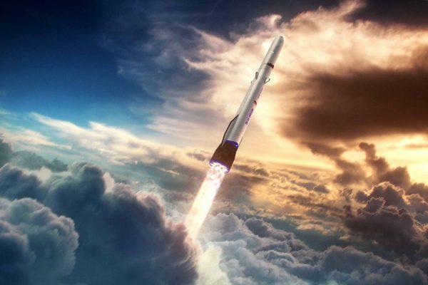 Blue Origin 2021