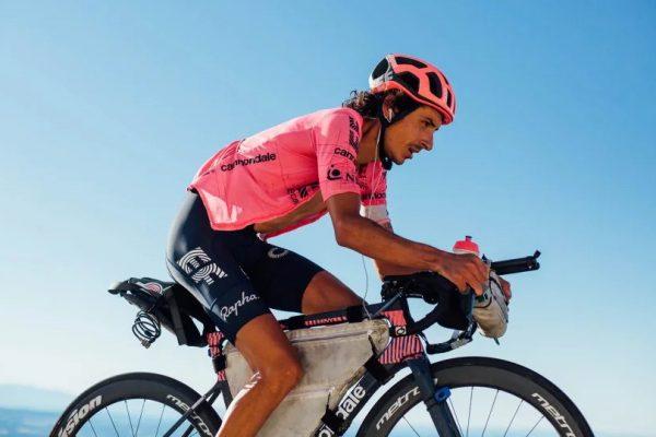 Lachlan Morton, boucle le Tour de France en solo